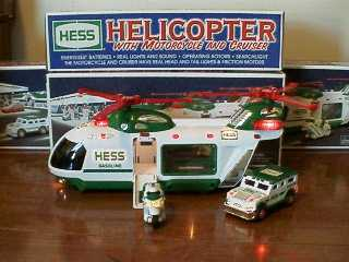 2001 Hess Helicopter