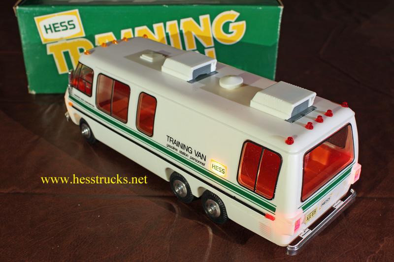 1980 Hess Training Van