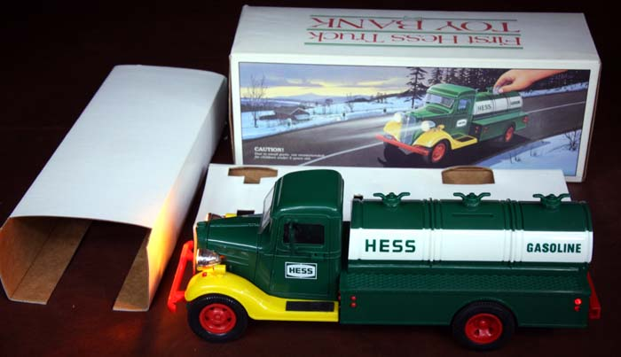1985 Hess Truck