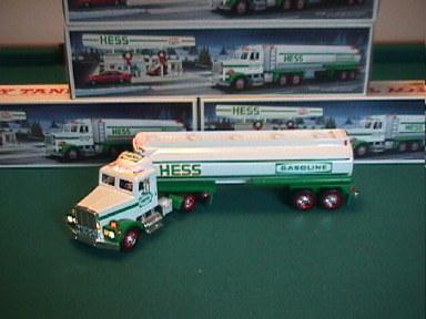 1990 Hess Tanker Truck