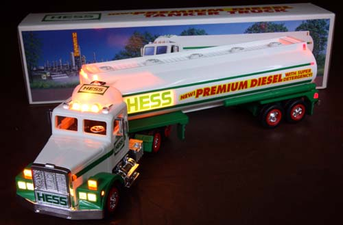 1993 Hess Premium Diesel