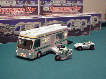 1998 Hess Recreation Van