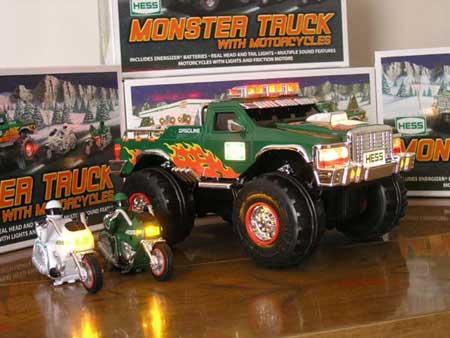 2007 Hess Monster Truck