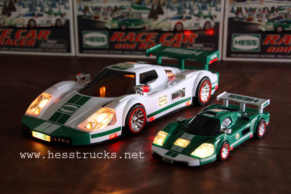 2009 Hess Race Car and Racer