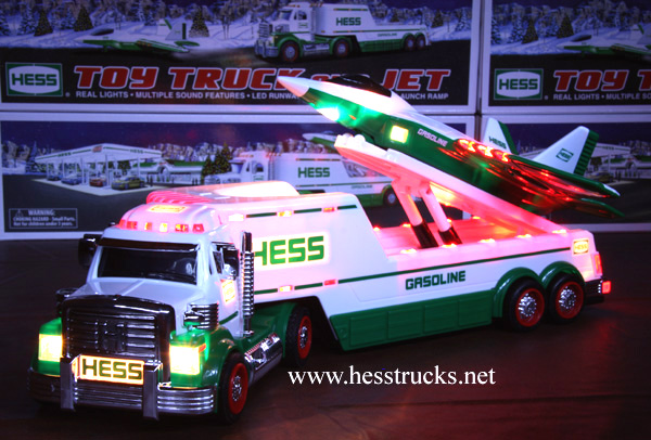 2010 Hess Truck and Jet