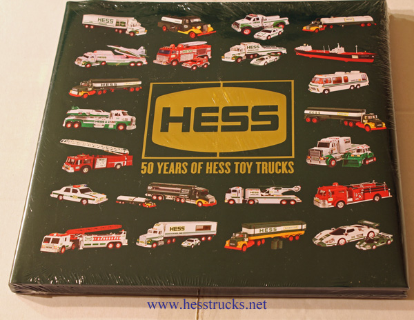 50 Years of Hess Toy Trucks Book