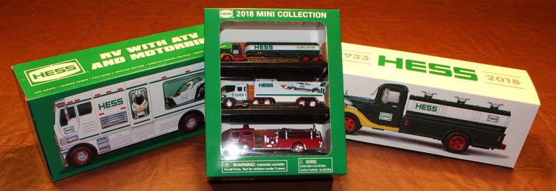 2018 Hess Truck