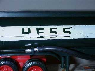 1968 Hess Truck