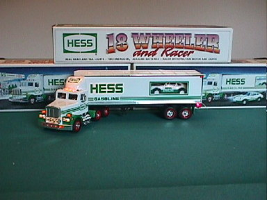 1992 Hess Truck and Racer
