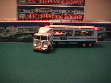 1997 Hess Truck and Racers